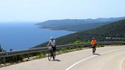 Cycling Korcula - Pupnat