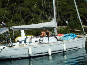 Bike and Sail tours croatia