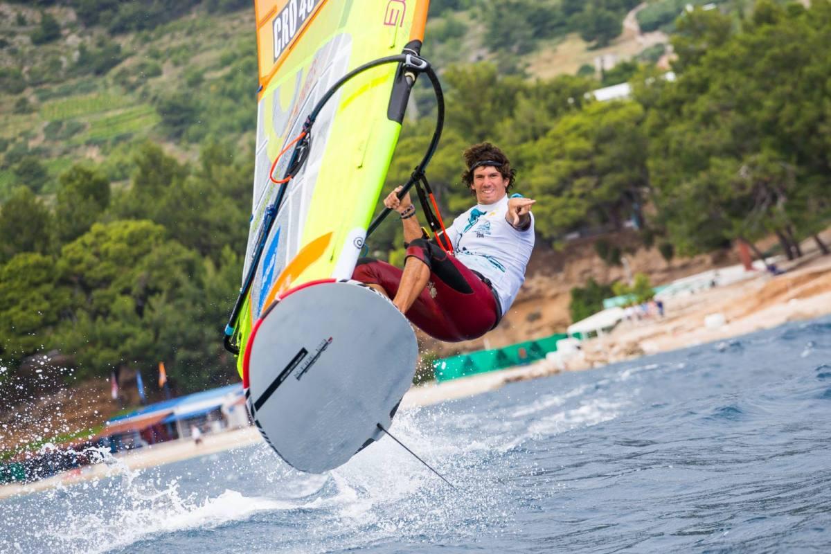 Bol Brac Croatia wind surf