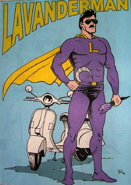Lavenderman