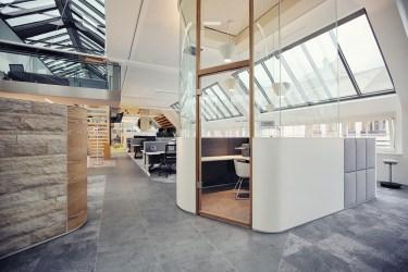 LinkedIn Munich designed by Il Prisma