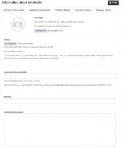 information_wholesale