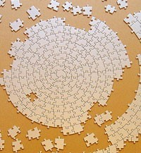 An image of an incomplete jigsaw.