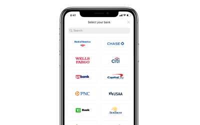 How do I link my bank to Metal Pay through bank login?