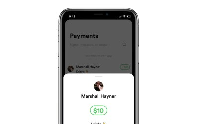 How do I cancel a payment request in Metal Pay?