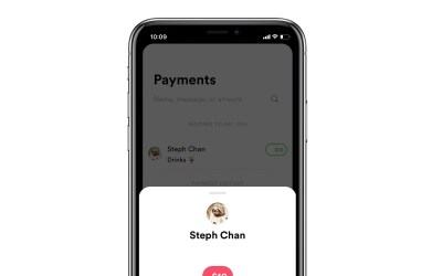 How do I decline a payment request in Metal Pay?