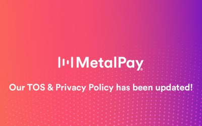 Our Terms of Service and Privacy Policy has been updated!