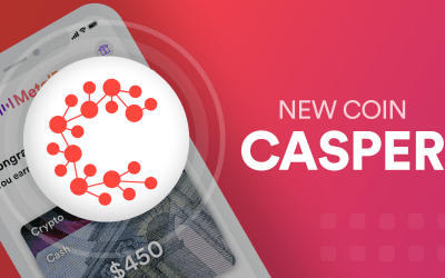 Now available on Metal Pay: Casper (CSPR)
