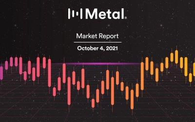 Market Report – October 4, 2021