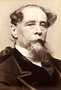 An image of Charles Dickens