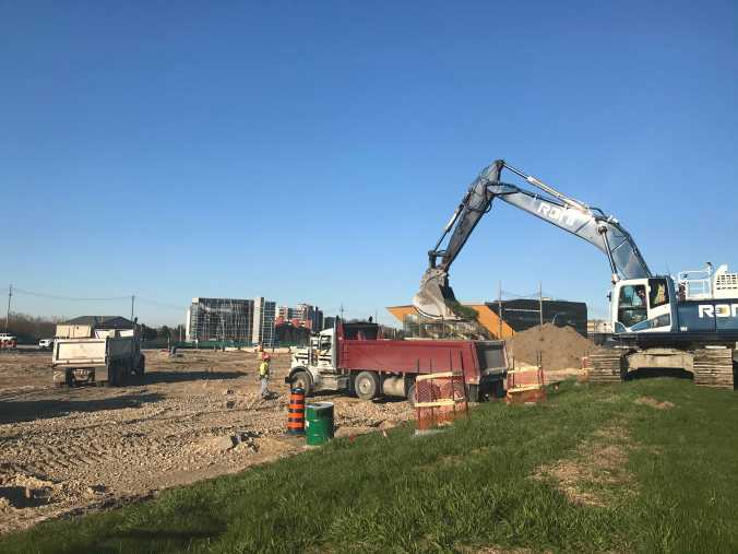 Lot # 5 Work. Humber College