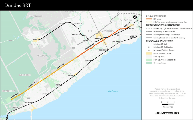 Image shows a route map.