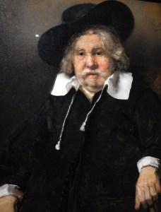IMMAGINE 2 ritratto di uomo anziano Rembrandt