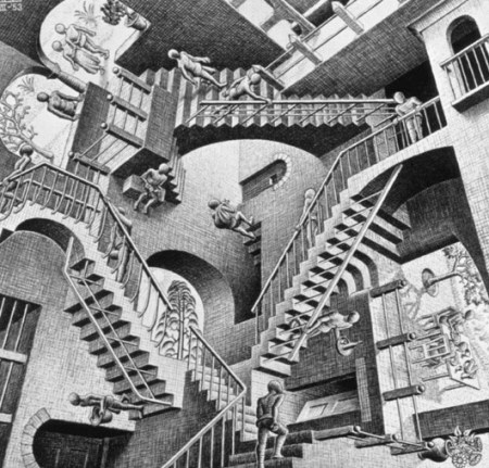 illusioni-scale-relativita-escher