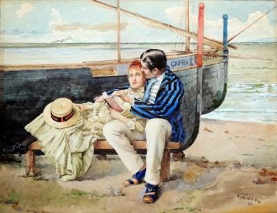 1-vittorio-corcos-lune-de-miel-1885