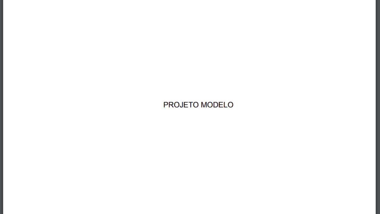 Modelo De Capa Nas Normas Abnt Com Exemplos Para Download