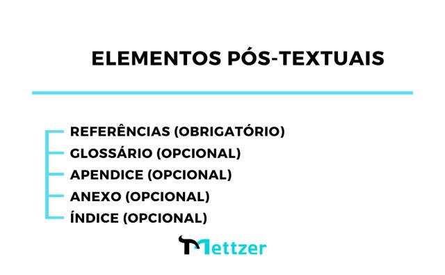 elementos pós-textuais tese de doutorado