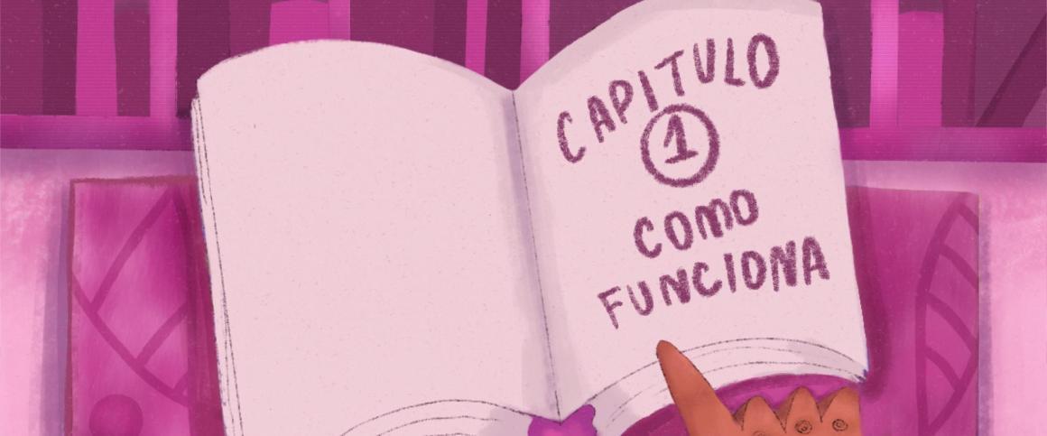 Capítulo 1 de um livro de instruções