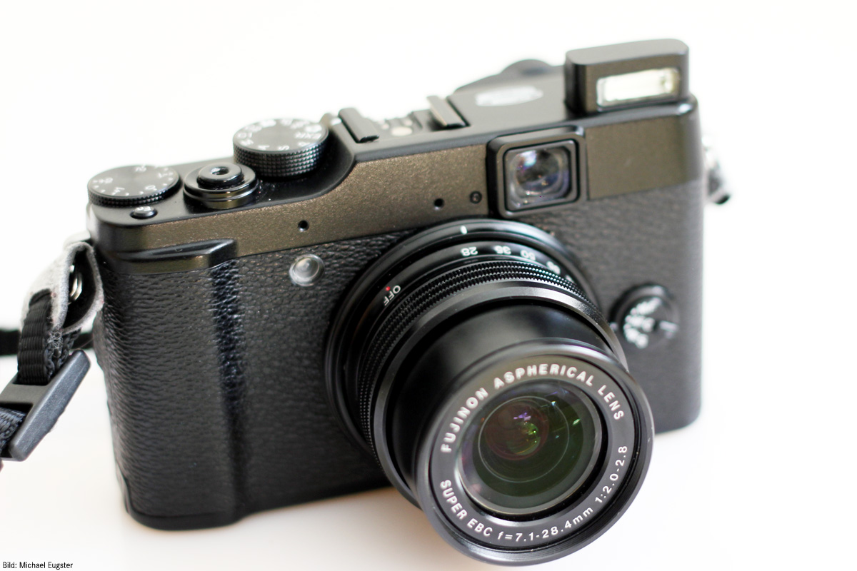 Immerdabei Kamera Fur Hohe Anspruche Fujifilm X10