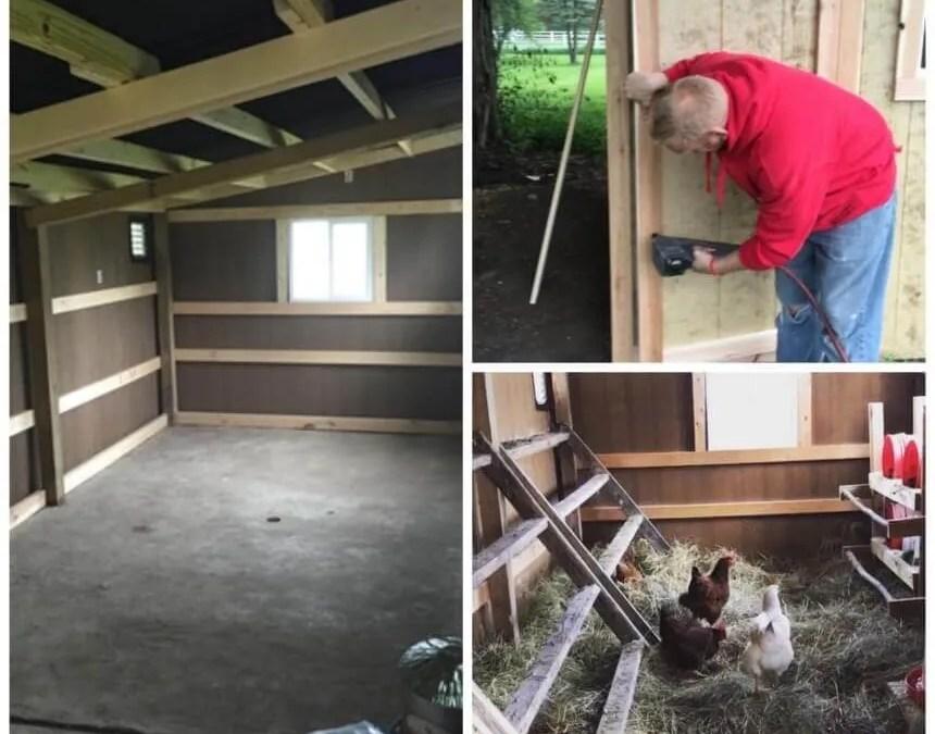 Chicken Coop Spring Cleaning Checklist