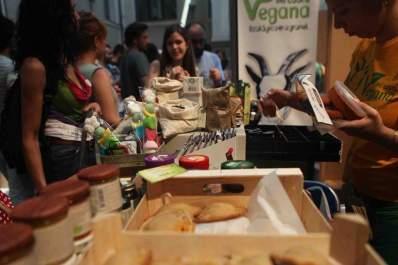 Feria Gastro-Vegana, sensaciones y recuerdos...