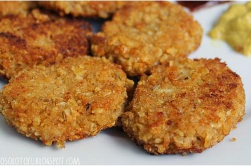 nuggets veganos