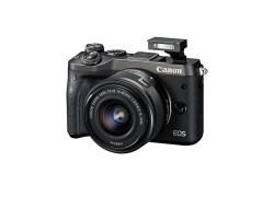 Canon EOS M6 – Spiegellose Systemkamera