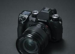 Leistungsstark und vielseitig – die spiegellose Systemkamera FUJIFILM X-H1 für professionelle Fotografen und Videofilmer