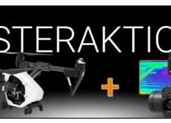 OSTERAKTION: DJI INSPIRE 1 V2 & DJI ZENMUSE XT (BUNDLE)