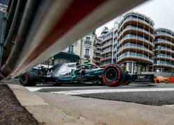 Großer Preis von Monaco 2019 – Donnerstag