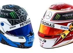 Mercedes-AMG Petronas Motorsport gibt Partnerschaft mit Police bekannt