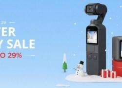 DJI macht dieses Weihnachtsfest mit Winter Holiday Sale einfacher