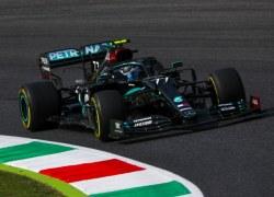 Das Mercedes-AMG Petronas F1 Team gab am Freitag mit Valtteri und Lewis die Pace in Mugello vor