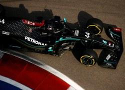 """Valtteri erzielte in beiden Freitags-Trainings auf dem """"Sochi Autodrom"""" die Bestzeit für das Mercedes-AMG Petronas F1 Team"""
