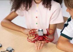 Mehr Programmiervielfalt mit der RoboMaster Tello Talent Drohne und DJI Education