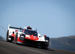 PORTIMAO PRACTICE BEGINS FOR TOYOTA GAZOO Racing