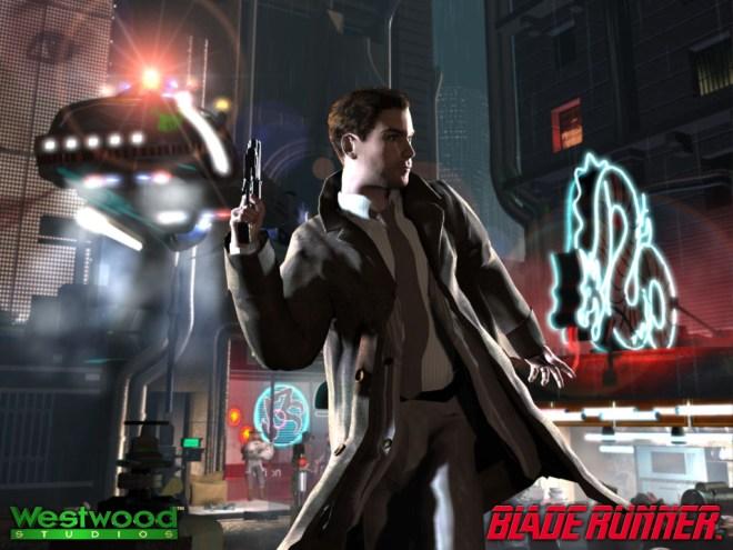Blade Runner Wallpaper - McCoy