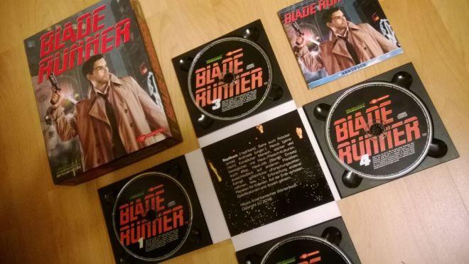 Blade Runner Schachtel