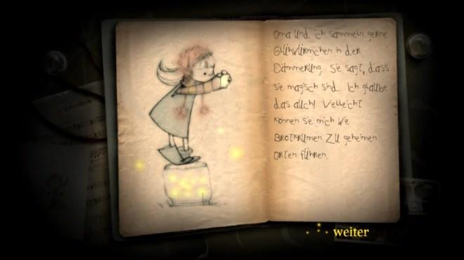 Tagebuch von Sofi in Lucidity