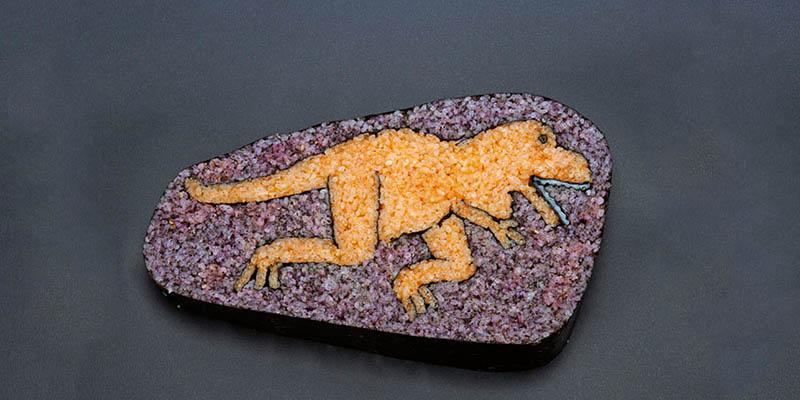 Sushi t-rex