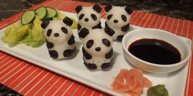 Sushi pandy