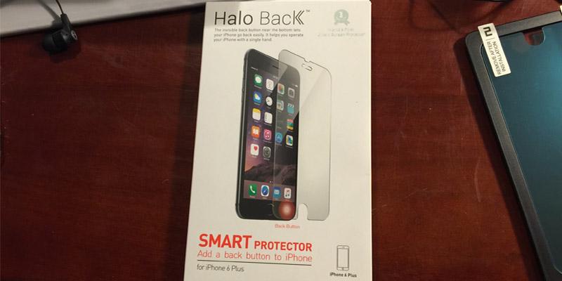 Halo Back - ještě hezky zabalená v krabičce