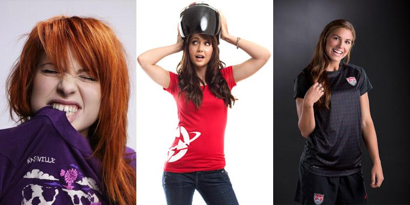Hayley, Jessica, Alex. To je ono <3