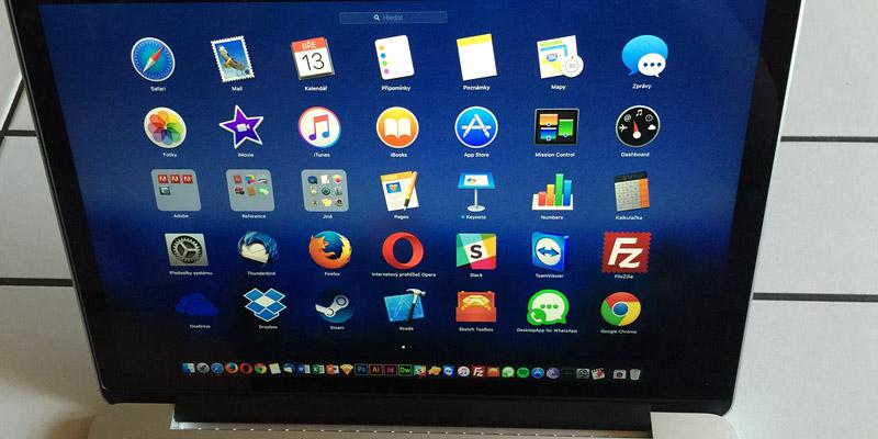 MacBook Pro Retina - Úžasný retina displej