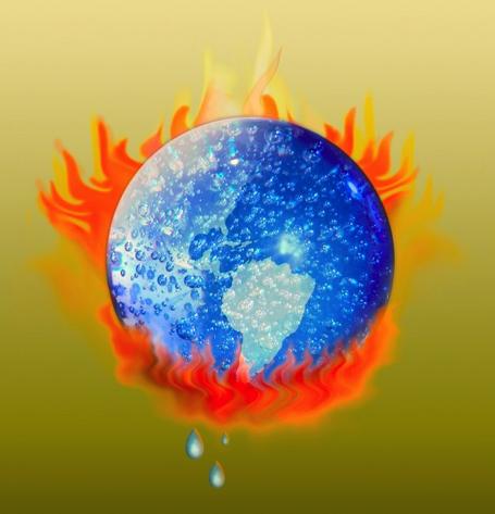 global warming panic