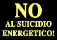 no al suicidio energetico
