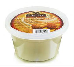 okay white shea butter