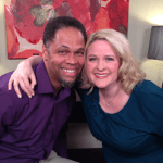 Chappale Burton and Kirsty Spraggon of KirstyTV