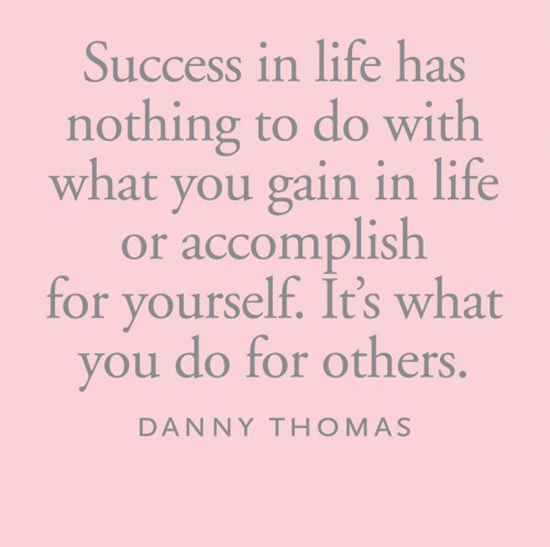 success-in-life-danny-thomas-quote