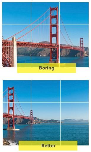 fundraising photo tips boring